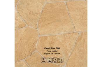 JOKA CV-Belag Exact Plus - Farbe 780 Nero Bruchstein beige
