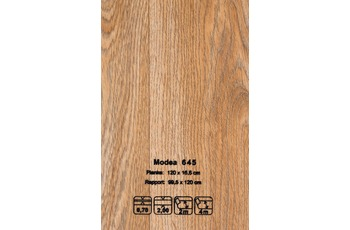 JOKA CV-Belag Modea - Farbe 645 braun