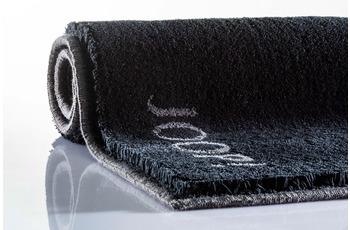 JOOP! Badteppich, CLASSIC, 015 schwarz 70 cm x 120 cm