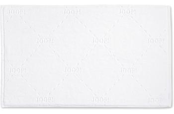 JOOP! Badteppich DASH 01 weiß 65 x 115 cm