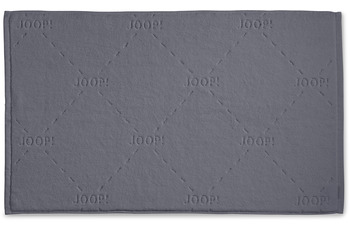 JOOP! Badteppich DASH 413 light anthrazit 45 x 65 cm