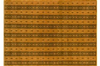 Nepal-Teppich Kangri Super A51 gold