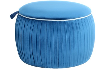 Kayoom Hocker Adoree 110 Blau