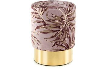 Kayoom Hocker Gipsy 225 Violett /  Gold