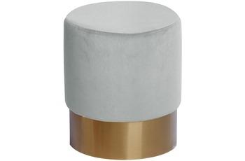 Kayoom Hocker Nano 110 Weiß /  Mintgrün