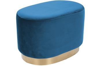 Kayoom Hocker Nano 410 Blau