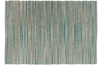 Kayoom Teppich Sienna 710 Hellgrün