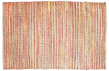 Kayoom Teppich Sienna 710 Rot 160 x 230 cm