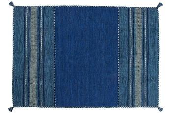 Kayoom Teppich Alhambra 335 Blau 200 x 290 cm