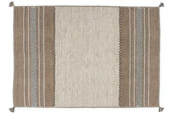 Kayoom Teppich Alhambra 335 Elfenbein 160 x 230 cm