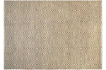 Kayoom Handwebteppich Aperitif 310 Beige /  Braun