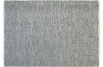 Kayoom Handwebteppich Aperitif 410 Grau