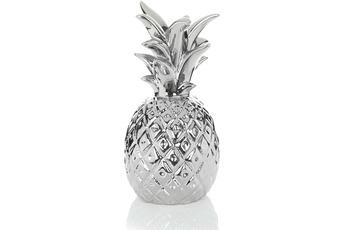 Kayoom Kerzenhalter Pineapple 110 Silber
