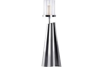 Kayoom Kerzenständer Elia 125 Silber