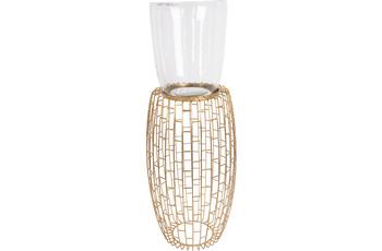 Kayoom Kerzenständer Malibu 825 Gold