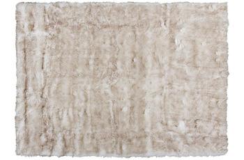 Kayoom Teppich Crown 110 Weiß /  Braun 80 x 150 cm