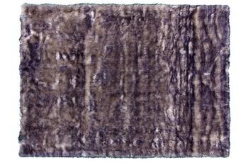 Kayoom Teppich Crown 110 Weiß /  Petrol 80 x 150 cm