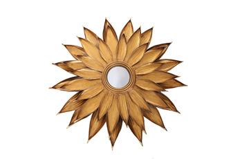 Kayoom Metall Wandspiegel Lidia 116-N Gold