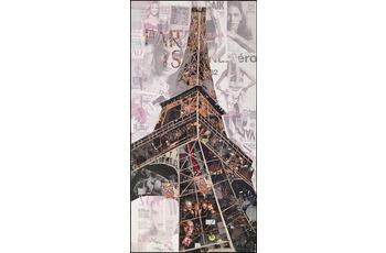 Kayoom Papier Wandbild Eiffelturm I 52cm x 102cm
