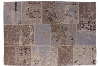Kayoom Teppich Matrix 110 Beige /  Braun