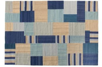 Kayoom Teppich Radical 315 Blau /  Multi