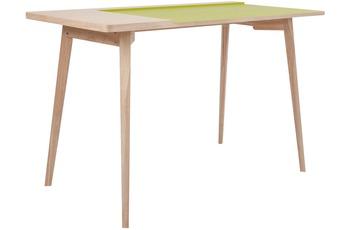 Kayoom Schreibtisch Addison II Esche /  Grün