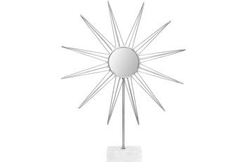 Kayoom Skulptur Ajey 387 Silber /  Weiß