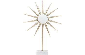 Kayoom Skulptur Ajey 487 Gold /  Weiß