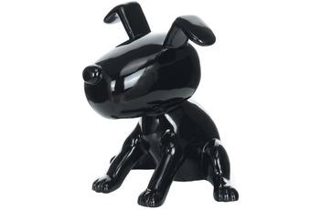 Kayoom Skulptur Beagle II 21-J Schwarz