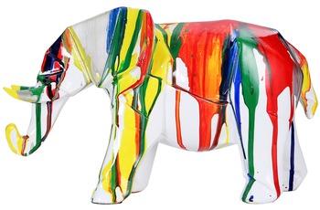 Kayoom Skulptur Elephant 120 Multi
