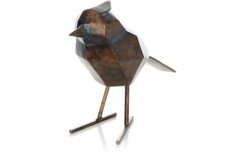 Kayoom Skulptur Songbird 110 Bronze
