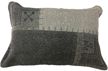 Kayoom Sofakissen Lyrical Pillow 210 Multi /  Grau
