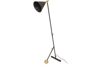 Kayoom Stehlampe Celeste 225 Schwarz /  Gold