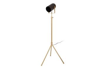 Kayoom Stehlampe Celeste 325 Schwarz /  Gold