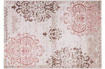 Kayoom Vintage-Teppich Agia Pink