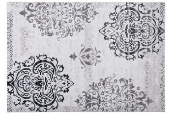Kayoom Vintage-Teppich Agia Silber