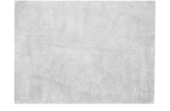 Kayoom Hochflor-Teppich Bali 110 Silbergrau 120cm x 170cm