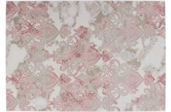 Kayoom Vintage-Teppich Batumi Pink