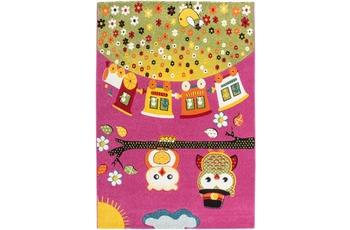 Kayoom Teppich Cairns Pink 160cm x 230cm