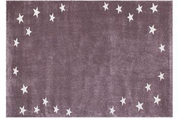 Kayoom Teppich Cascade Violett 120cm x 170cm