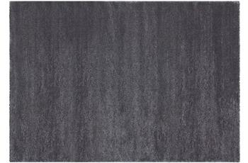 Kayoom Hochflor-Teppich Castries Grau