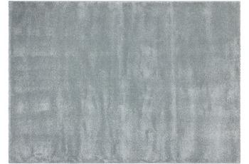 Kayoom Hochflor-Teppich Castries Pastellblau