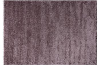 Kayoom Hochflor-Teppich Castries Pastellviolett