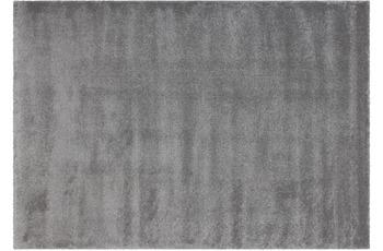 Kayoom Hochflor-Teppich Castries Silber 120cm x 170cm