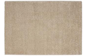 Kayoom Hochflor-Teppich Comfy 100 Beige