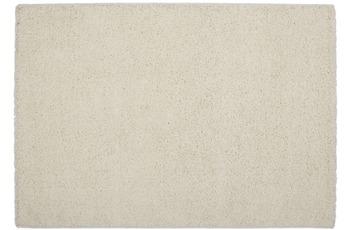 Kayoom Hochflor-Teppich Comfy 100 Crème 80cm x 150cm