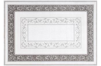 Kayoom Teppich Georgia - Decatur Grau 80 x 150 cm