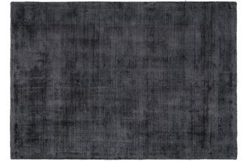 Kayoom Viskose-Teppich Dhaka Graphit