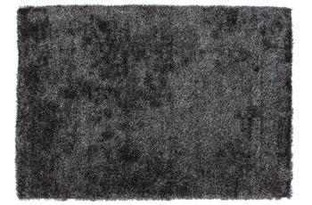 Kayoom Hochflor-Teppich Diamond 700 Anthrazit