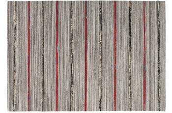 Kayoom Teppich Duarte 110 Natur /  Rot